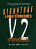Hip Hop Loops and Drum Loops:SIGNATURE LOOP ELEMENTS-Volume 2-Hip Hop Song Construction Loops