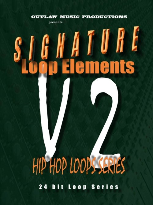 Product picture Hip Hop Loops l Acid Loops l Signature Loop Elements-Vol.2 Song Construction Acid Loops l Royalty Free Loops